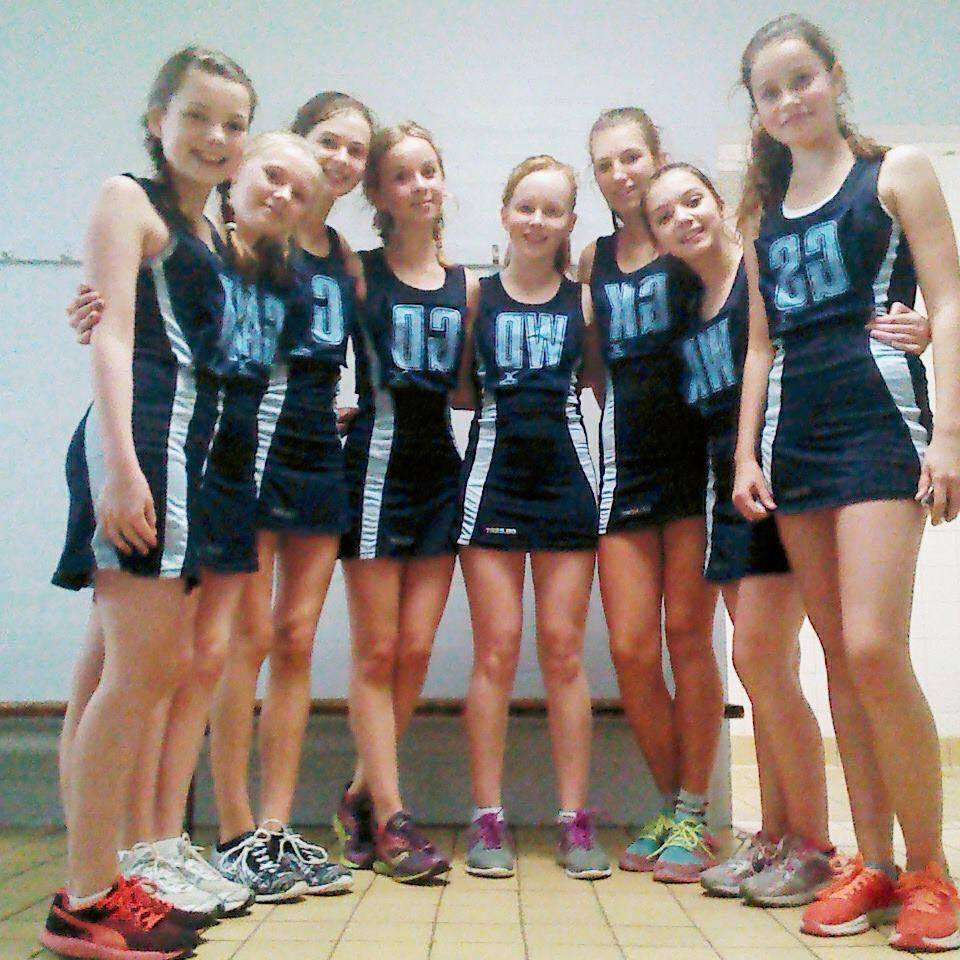 s2 netball girls  u2013 second win on the trot