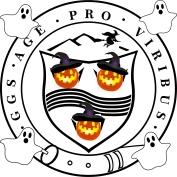 ggs logo spooky