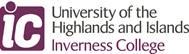 Inverness College Logo CMYK